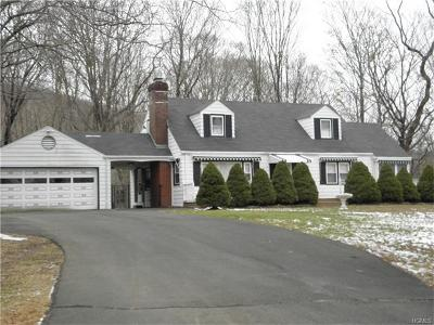Rockland County Single Family Home For Sale: 154 Route 210