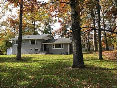 Single Family Home For Sale: 67 North Little Tor Road