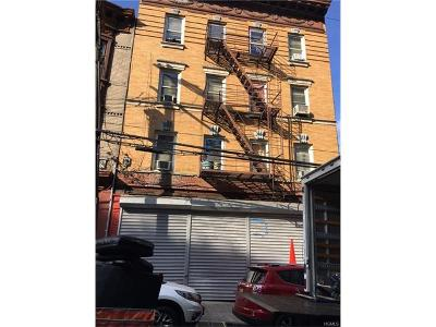 Yonkers Multi Family 5+ For Sale: 37 Lawrence Place