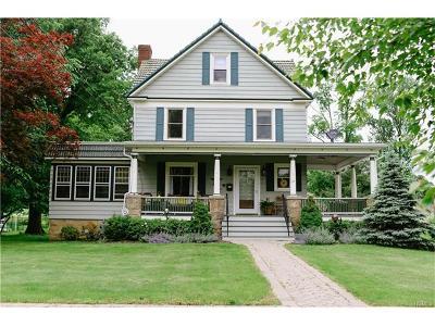 Goshen Single Family Home For Sale: 117 Murray Avenue