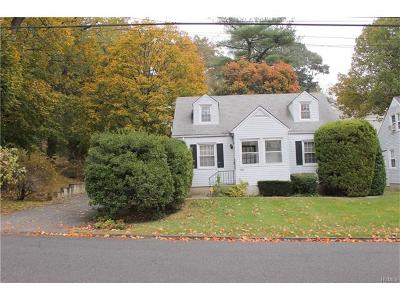 Yonkers Single Family Home For Sale: 225 Aka 219 Morsemere Avenue