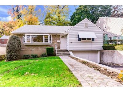 Yonkers Single Family Home For Sale: 89 Travers Avenue