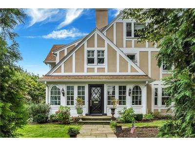 Bronxville Single Family Home For Sale: 50 Greenfield Avenue