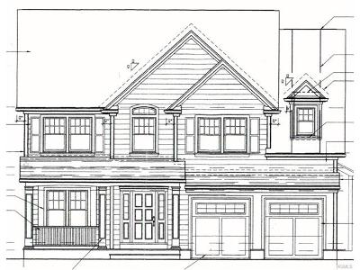 Single Family Home For Sale: 124 Blauvelt - Lot 2 Road