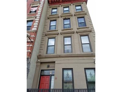 Manhattan Multi Family 2-4 For Sale: 379 Pleasant Avenue