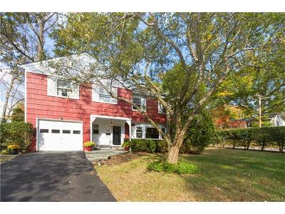 White Plains Single Family Home For Sale: 22 Salem Place