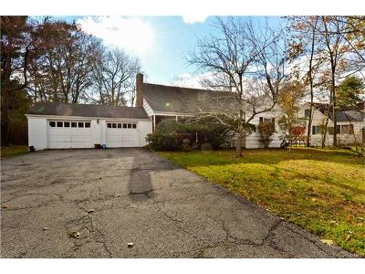 Westchester County Single Family Home For Sale: 296 Bear Ridge Road