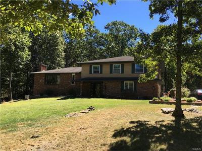 Lagrangeville Single Family Home For Sale: 92 Darren Road
