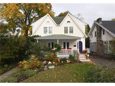 Croton-on-hudson Single Family Home For Sale: 98 Hastings Avenue