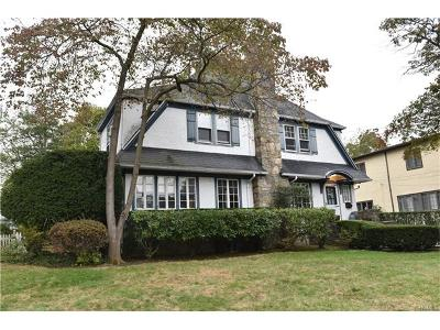 Scarsdale Single Family Home For Sale: 43 Stratford Road