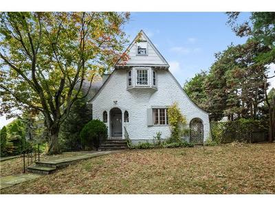 Scarsdale Single Family Home For Sale: 174 Ferndale Road