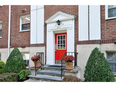 Bronxville Condo/Townhouse For Sale: 61 Rockledge Road #2G
