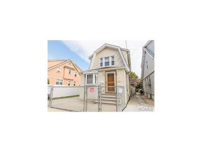 Single Family Home For Sale: 2030 Continental Avenue