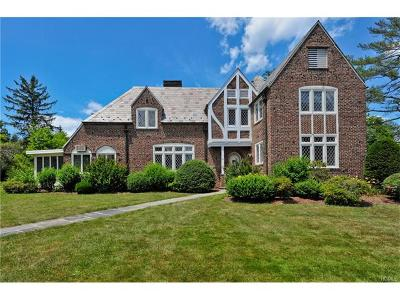 Scarsdale Single Family Home For Sale: 22 Bradford Road