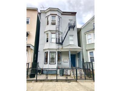 Yonkers Multi Family 2-4 For Sale: 47 Caroline Avenue