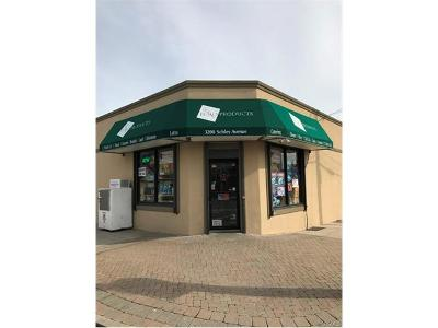 Bronx Commercial For Sale: 3200 Schley Avenue