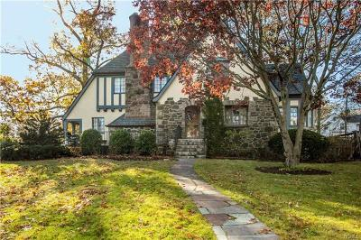 Larchmont Single Family Home For Sale: 2 Highwood Avenue