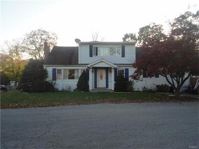 Highland Falls Single Family Home For Sale: 2 Hudson Drive