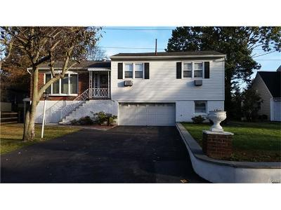 Yonkers Single Family Home For Sale: 133 Gramatan Drive