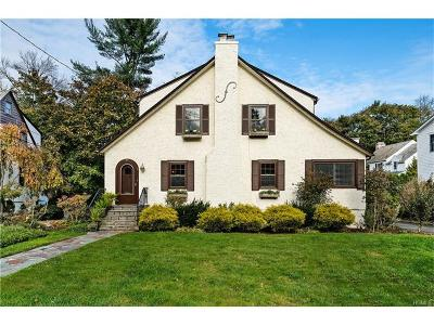 Scarsdale Single Family Home For Sale: 27 Rugby Lane