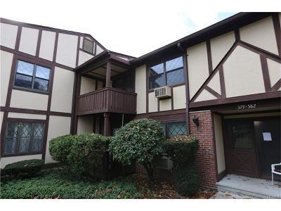 Valley Cottage Condo/Townhouse For Sale: 581 Sierra Vista Lane #581