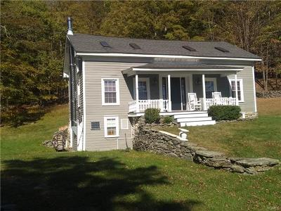 Wurtsboro Single Family Home For Sale: 422 Red Hill Road