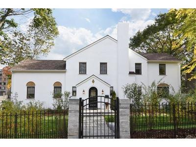 White Plains Single Family Home For Sale: 1 Orchard Parkway