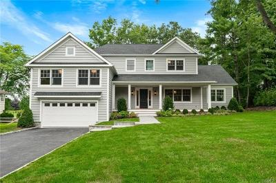 Rye Brook Single Family Home For Sale: 55 Country Ridge Drive