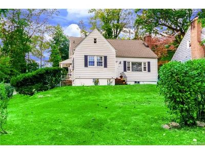 Yonkers Single Family Home For Sale: 35 Grassy Sprain Road