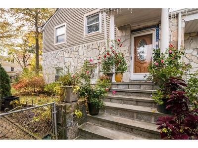 White Plains Single Family Home For Sale: 11 Perry Avenue