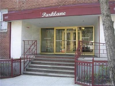 Bronx Co-Operative For Sale: 6601 Broadway #4B