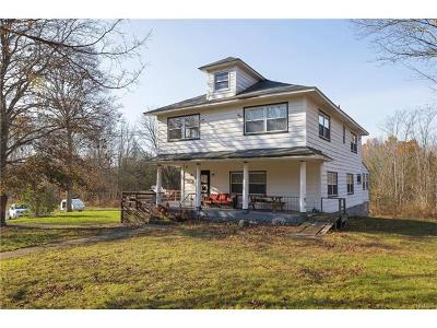Chester Single Family Home For Sale: 896 Craigville Road