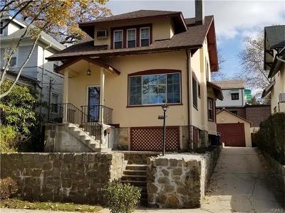 Yonkers Single Family Home For Sale: 140 Devoe Avenue