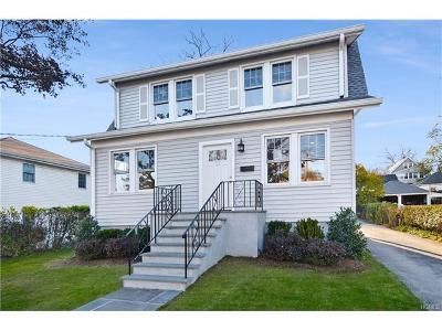 White Plains Single Family Home For Sale: 75 Grant Avenue