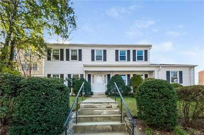 Bronxville Single Family Home For Sale: 60 Pondfield Rd West Aka 56 Chatfield Road