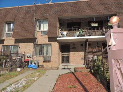 Bronx Multi Family 2-4 For Sale: 1839 Story Avenue