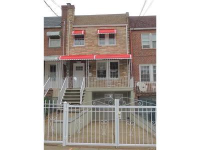 Bronx Multi Family 2-4 For Sale: 2074 Turnbull Avenue