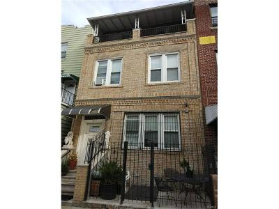 Bronx Multi Family 2-4 For Sale: 533 East 187th Street