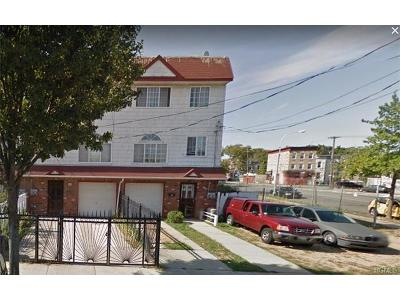 Brooklyn Multi Family 2-4 For Sale: 406 Milford Street
