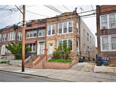 Bronx Multi Family 2-4 For Sale: 919 East 223rd Street