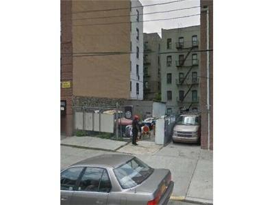 Bronx Residential Lots & Land For Sale: 2259 Bassford Avenue