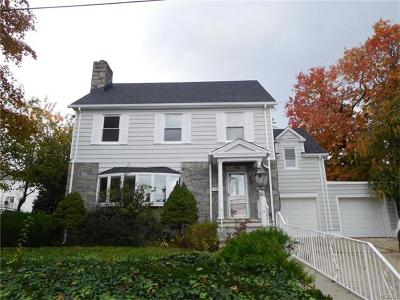 Yonkers Single Family Home For Sale: 119 Chippewa Road