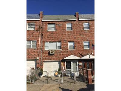 Single Family Home For Sale: 1566 Bogart Avenue