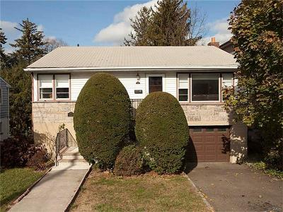 Yonkers Single Family Home For Sale: 69 Normandy Road