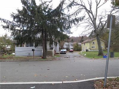 Nyack NY Multi Family 2-4 For Sale: $569,900