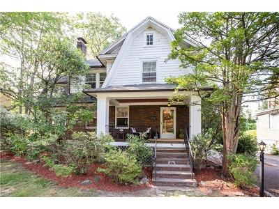 New Rochelle Single Family Home For Sale: 16 Pierce Street