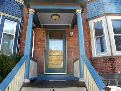 Irvington Single Family Home For Sale: 16 North Buckhout Street