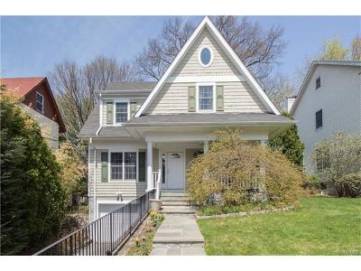 Scarsdale Rental For Rent: 117 Brambach Road