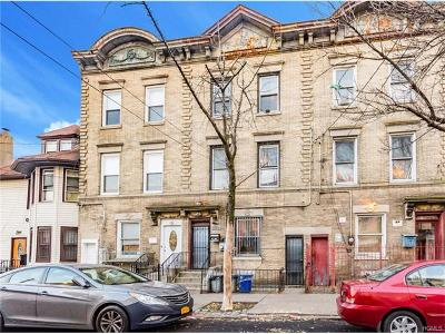 Bronx Multi Family 2-4 For Sale: 16 West 184th Street