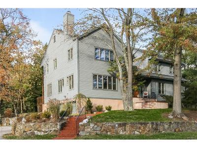 White Plains Single Family Home For Sale: 92 Robinhood Road